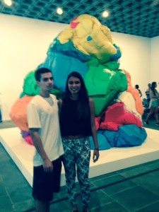 Jeff Koons, play doh, Whitney Museum Looks Speak blog