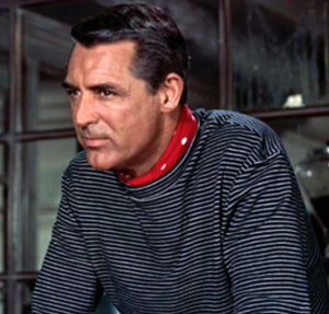 Think Cary Grant