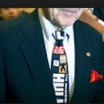 Ted Stevens Power Tie